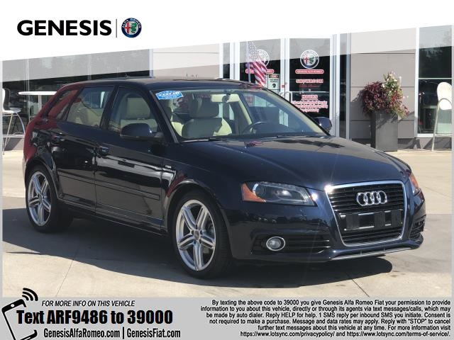 Pre-Owned 2011 Audi A3 2.0 TDI Premium Plus